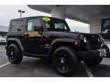 2010 Black Jeep Wrangler Sahara 4x4 #84669308