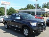 2013 Nautical Blue Metallic Toyota Tundra Double Cab 4x4 #84669394