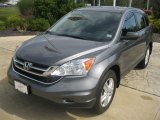 2011 Polished Metal Metallic Honda CR-V EX 4WD #84669501
