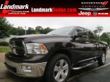 2011 Rugged Brown Pearl Dodge Ram 1500 Big Horn Crew Cab #84669295