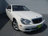 2004 Alabaster White Mercedes-Benz S 500 Sedan #84669389