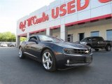 2013 Blue Ray Metallic Chevrolet Camaro LT/RS Coupe #84669106
