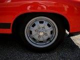 Porsche 914 1971 Wheels and Tires