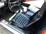 Porsche 914 Interiors