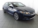 2013 Obsidian Blue Pearl Honda Accord Sport Sedan #84669017