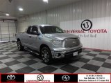 2012 Silver Sky Metallic Toyota Tundra Texas Edition Double Cab #84713483