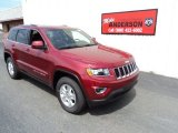 2014 Deep Cherry Red Crystal Pearl Jeep Grand Cherokee Laredo 4x4 #84713720