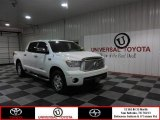 2012 Super White Toyota Tundra Limited CrewMax 4x4 #84713481