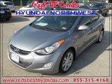 2013 Titanium Gray Metallic Hyundai Elantra Limited #84713429