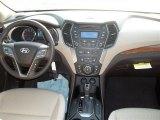 2013 Hyundai Santa Fe GLS AWD Dashboard