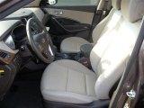 2013 Hyundai Santa Fe GLS AWD Front Seat