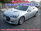 2013 Platinum Metallic Hyundai Genesis Coupe 3.8 Grand Touring #84713427
