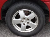 Dodge Grand Caravan 2005 Wheels and Tires