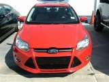 2012 Race Red Ford Focus SEL 5-Door #84713515