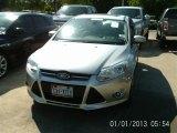 2012 Ingot Silver Metallic Ford Focus SEL 5-Door #84713510