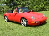 1995 Porsche 911 Guards Red