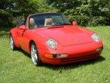 1995 Porsche 911 Carrera 4 Cabriolet Data, Info and Specs