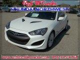 2013 White Satin Pearl Hyundai Genesis Coupe 2.0T Premium #84713452