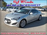 2013 Platinum Metallic Hyundai Genesis Coupe 2.0T Premium #84713451