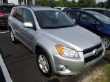 2011 Classic Silver Metallic Toyota RAV4 V6 Limited 4WD #84736252