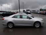 2013 Silver Ice Metallic Chevrolet Malibu LS #84739303