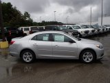 2013 Silver Ice Metallic Chevrolet Malibu LS #84739302