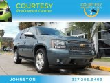 2010 Blue Granite Metallic Chevrolet Tahoe LS #84739246