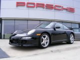 2005 Black Porsche 911 Carrera Coupe #843745