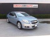 2013 Blue Topaz Metallic Chevrolet Malibu LT #84739388