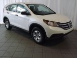 2014 White Diamond Pearl Honda CR-V LX #84739190