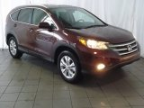 2014 Basque Red Pearl II Honda CR-V EX-L #84739189