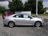 2013 Silver Ice Metallic Chevrolet Malibu LS #84739283