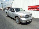 2014 Bright Silver Metallic Ram 1500 Big Horn Quad Cab 4x4 #84739533