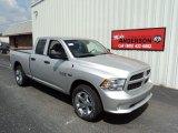 2014 Bright Silver Metallic Ram 1500 Express Quad Cab 4x4 #84739531