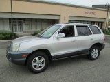 2004 Pewter Hyundai Santa Fe GLS 4WD #84739429