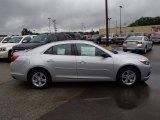 2013 Silver Ice Metallic Chevrolet Malibu LS #84739306