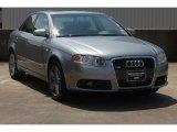 2008 Quartz Grey Metallic Audi A4 2.0T Sedan #84739459