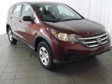 2014 Basque Red Pearl II Honda CR-V LX #84766608