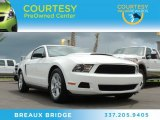 2011 Performance White Ford Mustang V6 Premium Coupe #84767110
