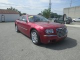 2008 Inferno Red Crystal Pearl Chrysler 300 C HEMI #84767181