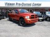 2005 Go ManGo! Dodge Ram 1500 SLT Daytona Quad Cab 4x4 #84767162