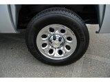 2013 Chevrolet Silverado 1500 LT Extended Cab Wheel