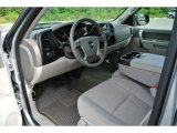 2013 Chevrolet Silverado 1500 LT Extended Cab Light Titanium/Dark Titanium Interior