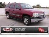 2004 Sport Red Metallic Chevrolet Tahoe  #84766831