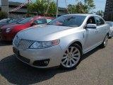 2011 Silver Diamond Premium Coat Metallic Lincoln MKS EcoBoost AWD #84767140
