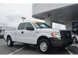 2010 Oxford White Ford F150 XL SuperCab #84766799