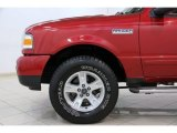 Ford Ranger 2006 Wheels and Tires