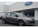 2014 Sterling Gray Ford Focus SE Sedan #84766794