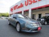2011 Steel Blue Metallic Ford Fusion SEL #84766716