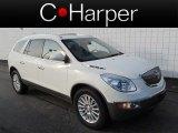 2010 White Opal Buick Enclave CXL #84767080